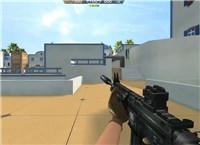 特战英雄AR15弹道测试视频