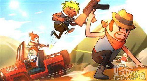 香肠派对突击步枪攻略 突击步枪属性汇总
